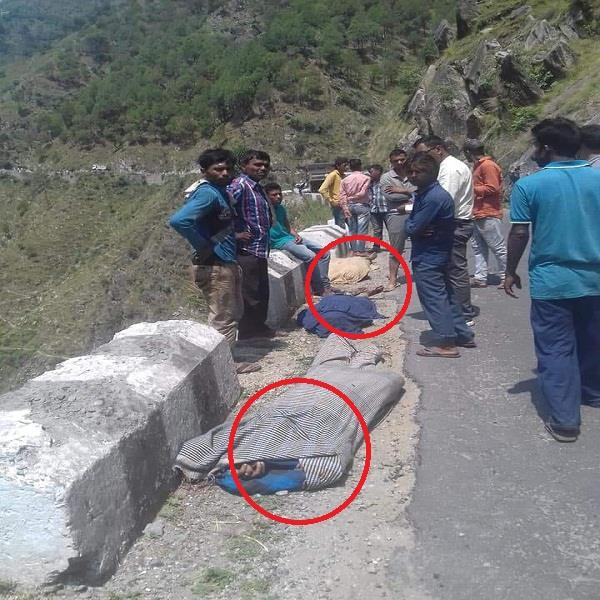 see the painful 10 pictures of chamba accident