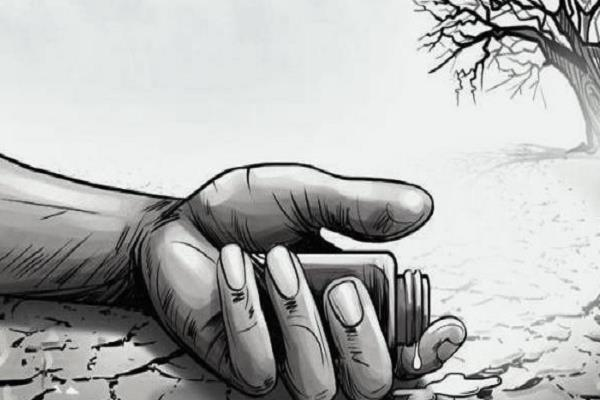 farmers suicides not staying in mp another farmer gave up