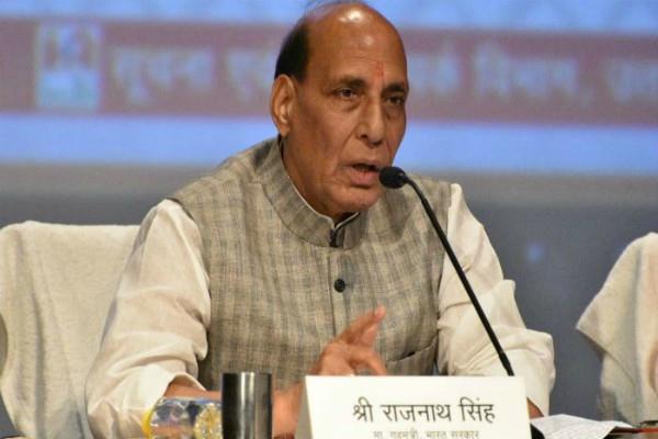 ceasefire violation by pakistan rajnath singh said i will speak on it tomorrow