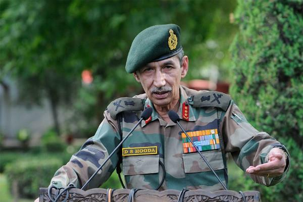 lieutenant general told retired truth about surgical strike