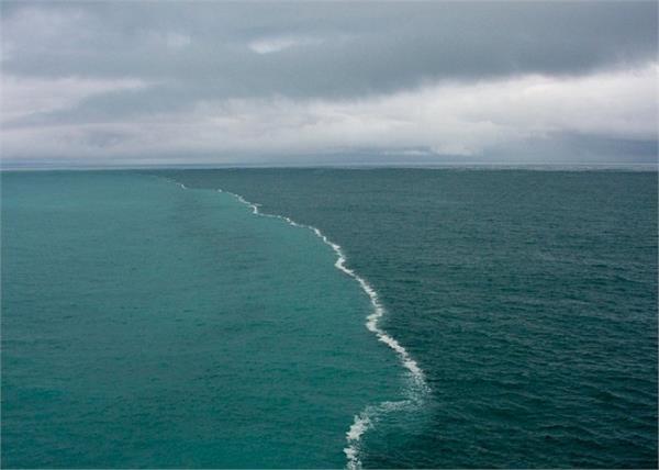 World Ocean Day: ये हैं वो दो महासागर जिनका पानी एक साथ होकर भी रहता है अलग, देखिए वीडियो