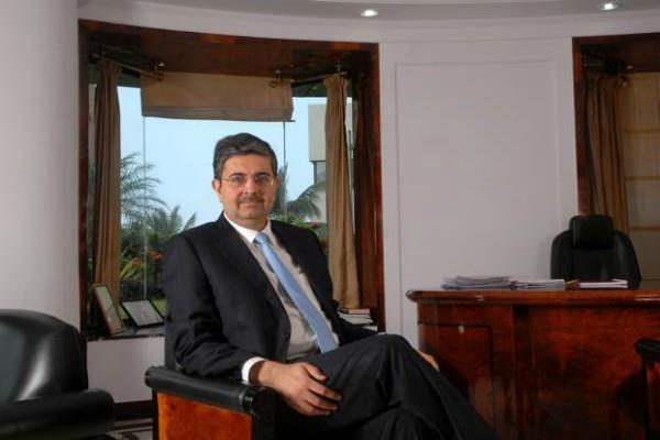 uday kotak salary rise by 11 percent