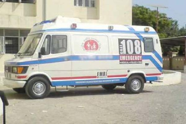 death of child due to lack of ambulance