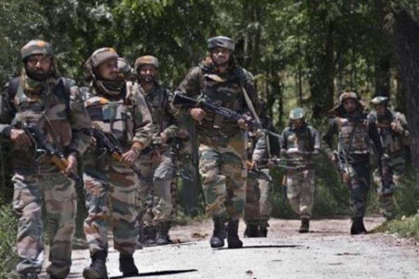 two let terrorists stacked in kulgam