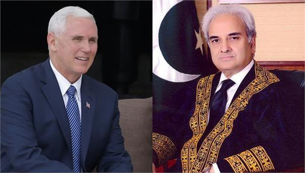 america s vice president s love for pakistan his support on the phone