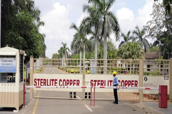 tuticorin salfuric acid leaked from sterlite copper plant