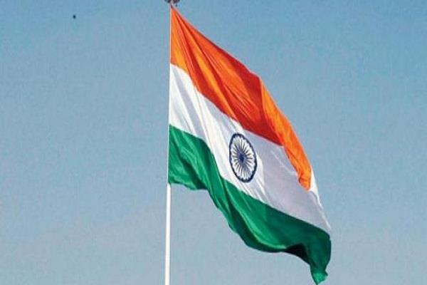 do not travel in sujhanpur chaugan honor of national anthem