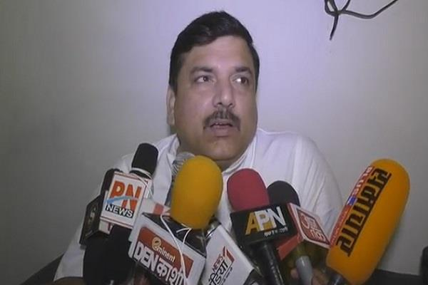 maadi has applied in the country an undecided emergency sanjay singh