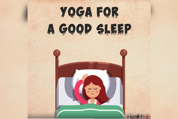yoga for a good sleep
