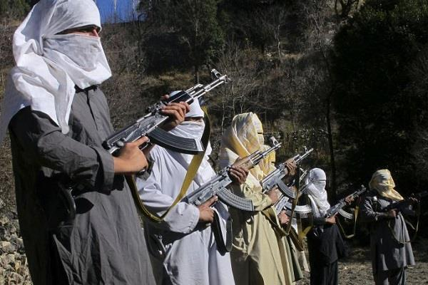 450 terrorists attempt to infiltration in pok