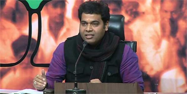 opposition is not digesting up s development shrikant sharma