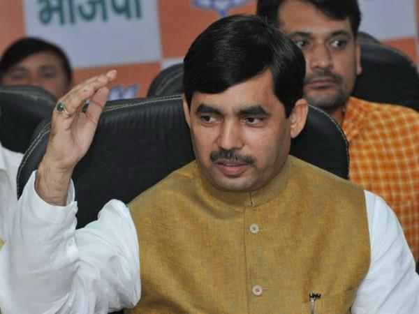 rss does not ask caste religion or party shahnawaz hussain