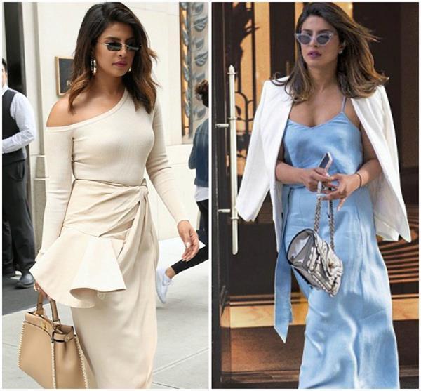 इस हफ्ते लोगों ने खूब पसंद की प्रियंका चोपड़ा की ये 7 Stylish Dresses