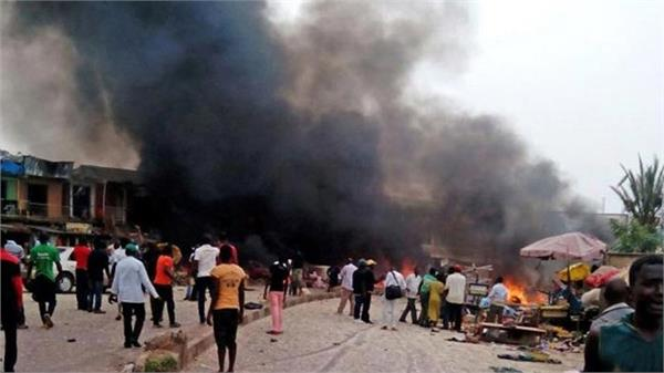 at least 13 killed in two separate central nigeria violence