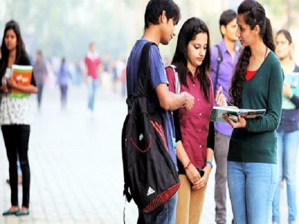 trend in students showing less than last year