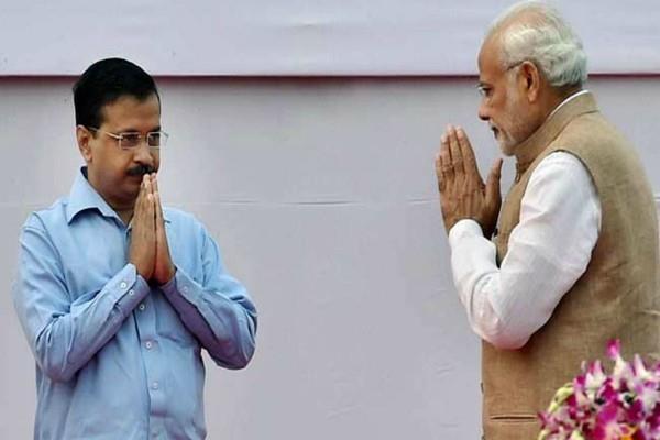 kejriwal again write letter to pm modi