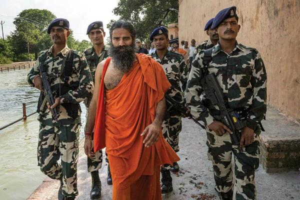 my relationship with rahul gandhi is friendly ramdev