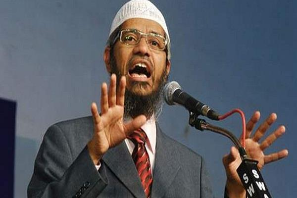 bombay high court zakir naik revathi mohite dare rm sawant