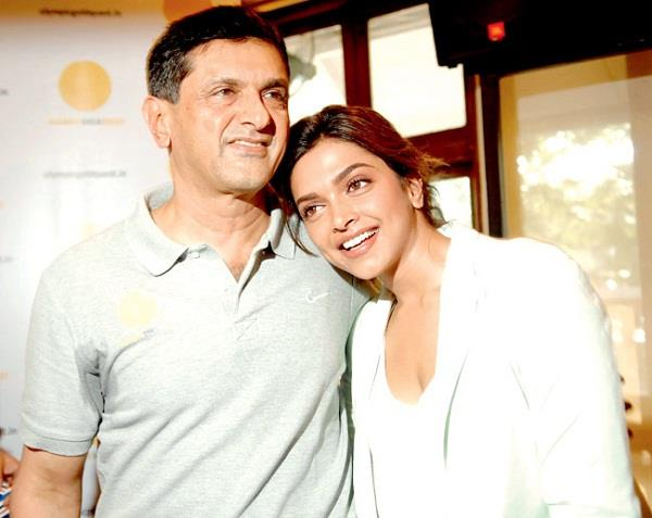 deepika padukone wished her father