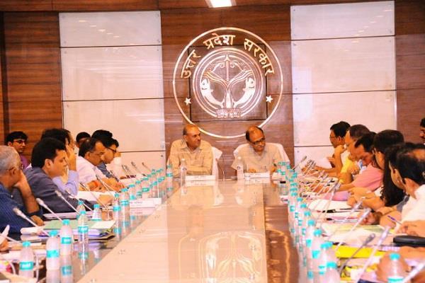 uttarakhand and up chief secretary done meeting