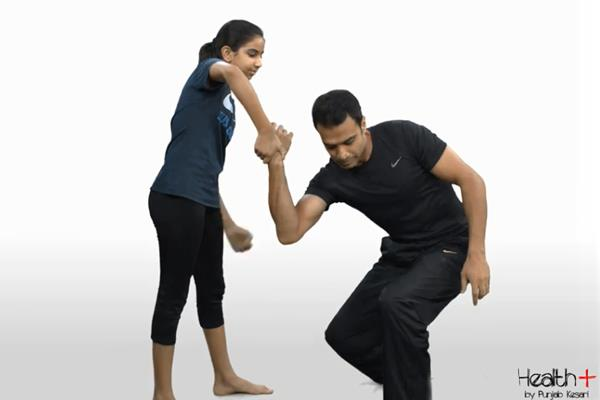 self defence techniques for kids