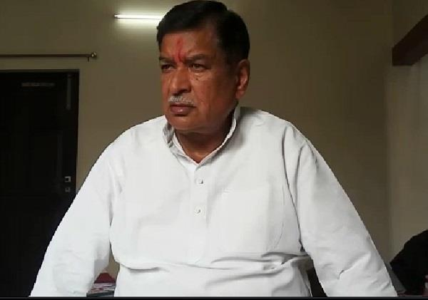 mp rajkumar saini gives statment in jat leader yashpal malik