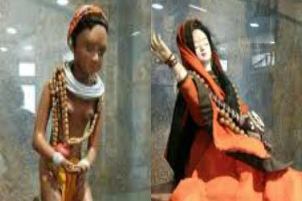 in jaipur there are unique world of dolls