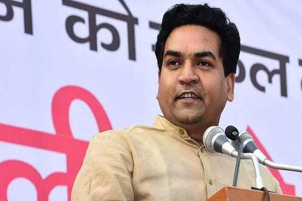 kapil says no alliance between congress and aap