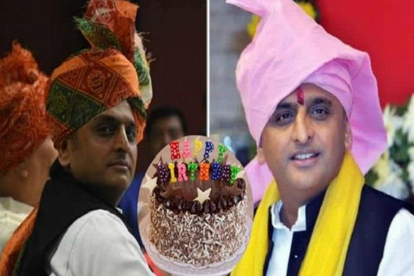 akhilesh yadav will celebrate his 46th birthday on 1st july