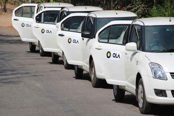 ola losses of rs 4 997 crore in fy17