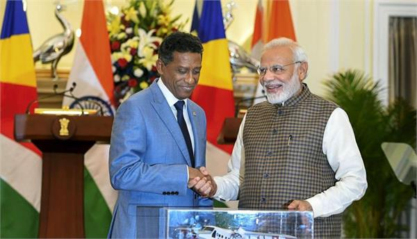 india and seychelles agree on naval base at assumption island