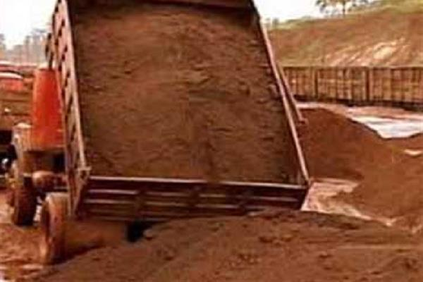 the sand mafia is not stopped even after inspecting collector sp