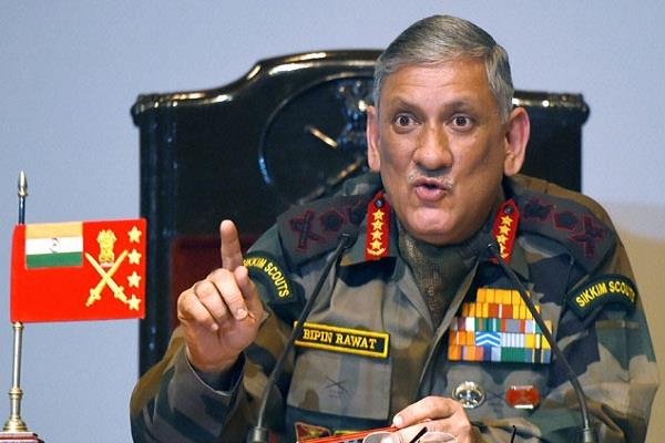 army chief dismisses report on un