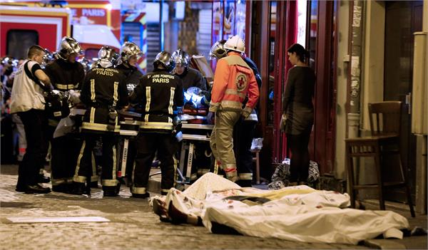 the attacker justified the paris attack of 2015