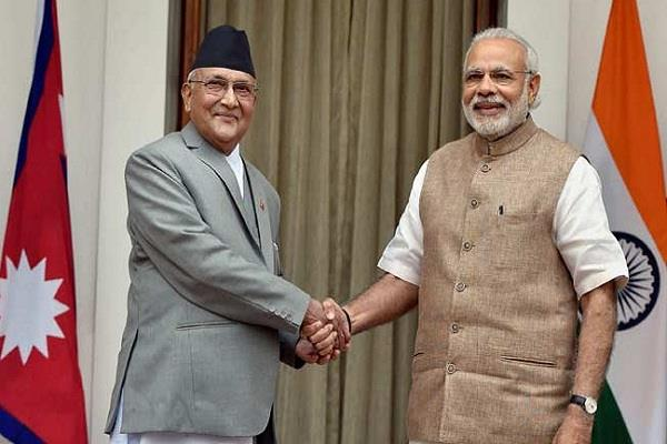 nepal will maintain close ties with india and china
