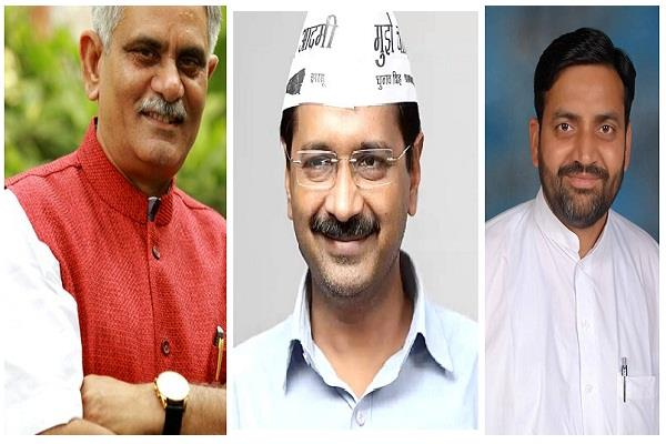 haryana two ministers gives advice to delhi cm arvind kejriwal
