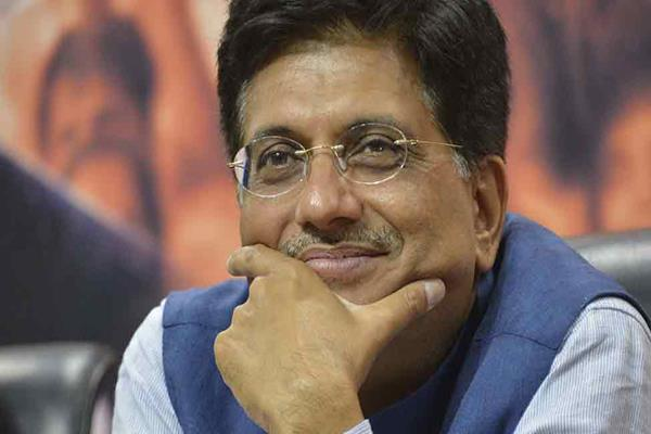 public money extremely safe in psu banks says goyal