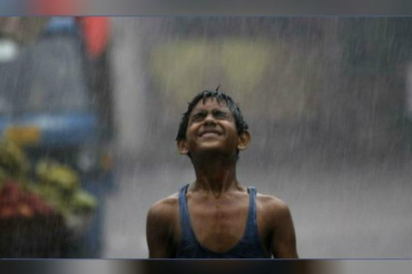 weather changed in mp light drizzling fall in temperature