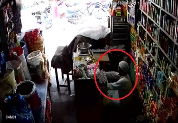 thieves imprisoned in cctv