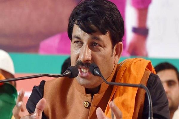 kejriwal s attempt to unite bjp opposition parties delhi bjp
