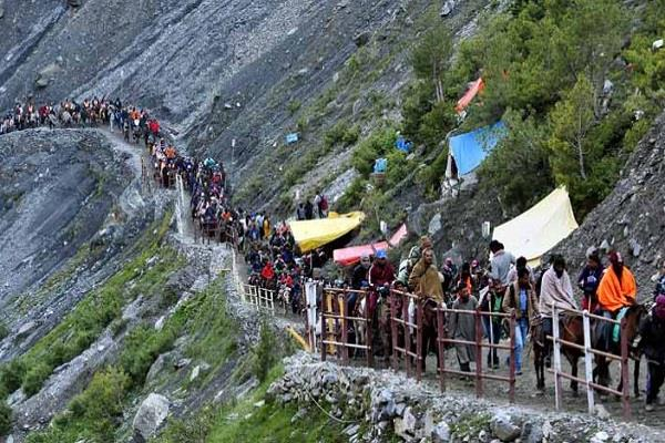 threat of terror attack in amarnath yatra