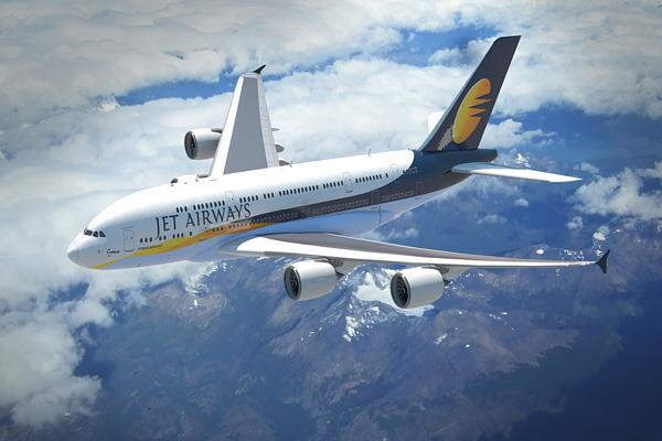 jet airways offering discounts up to 30 on flights