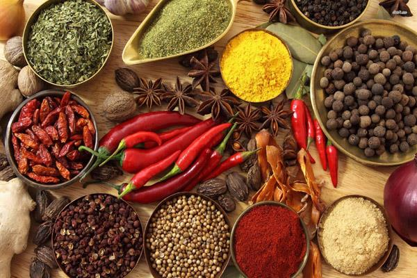 Record export growth of Indian spices in 2017-18
