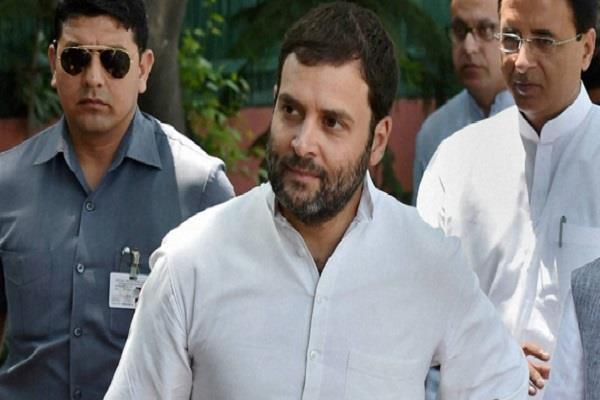 rahul gandhi says bjp pdp alliance sacked jammu and kashmir