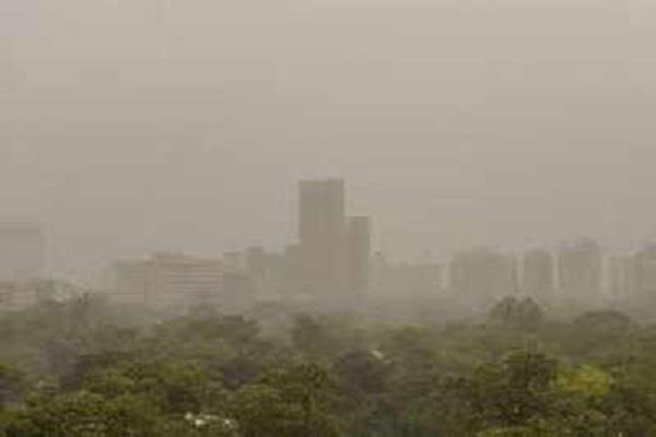 rain in 48 hours dust relief