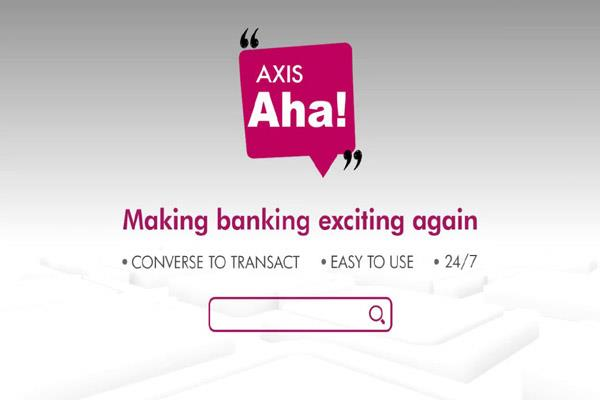 axis bank offers  axis aha