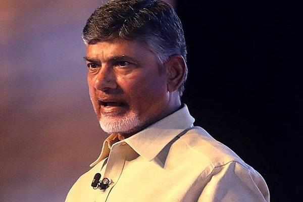 naidu warns modi and shah