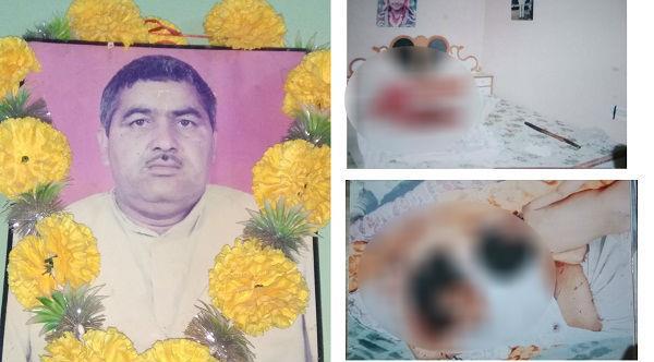 sanjiv killer of eight people including former mla reluram absconded