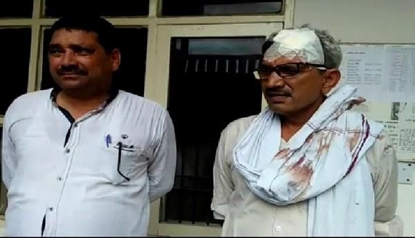 husband and wife attacked on police team this was the reason