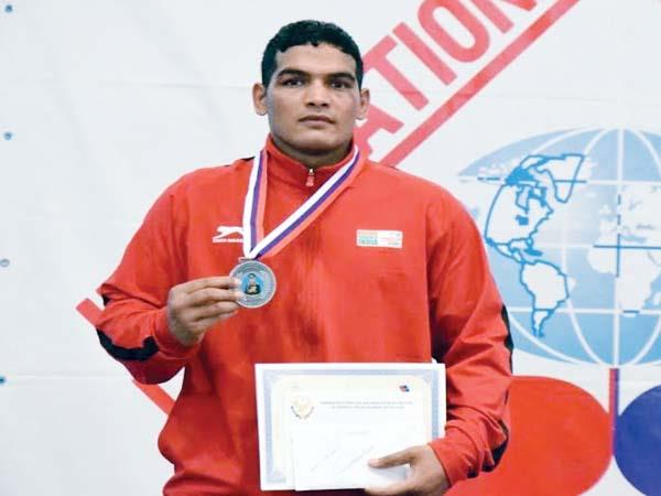 himachal s son enhances country s pride won the medal in russia